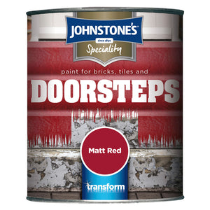 Johnstone's Paint for Bricks, Tiles and Doorsteps