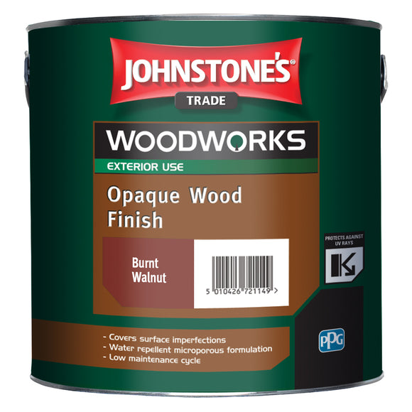 Johnstone's Trade Opaque Wood Finish Exterior Paint