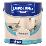 Johnstone's Soft Sheen Paint for interior walls and ceilings