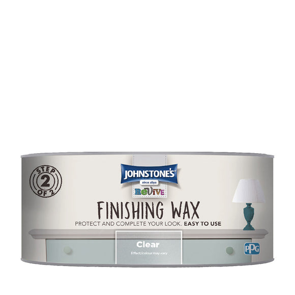 Johnstone's Revive Finishing Wax Clear
