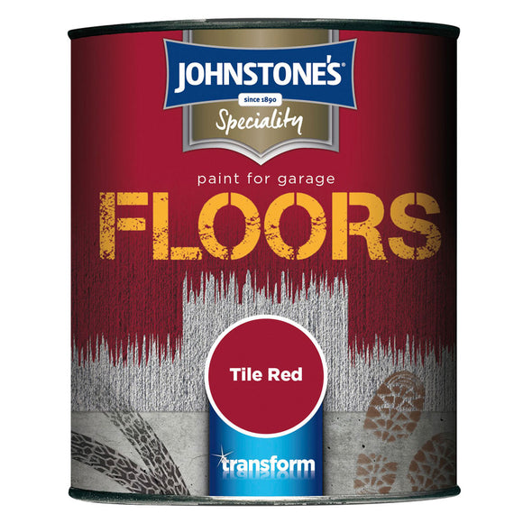 Johnstone's Speciality Garage Floor Paint