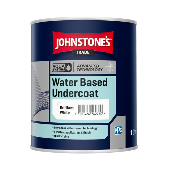 Johnstone's Trade Water Based Undercoat Paint