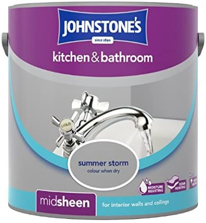 Kitchen and Bathroom Johnstone's Summer Storm