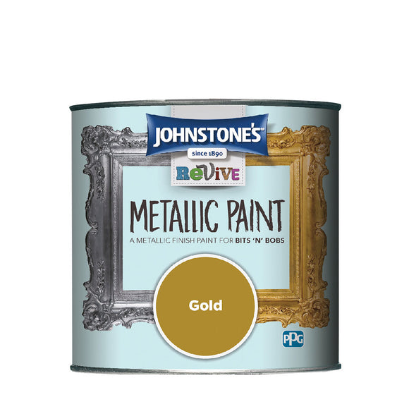 Johnstone's Revive Metallic Paint