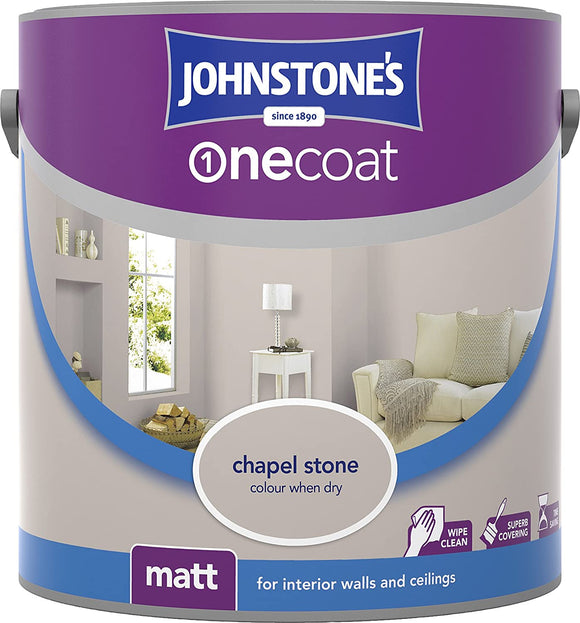 Johnstone's One Coat Chapel Stone