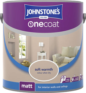 Johnstone's One Coat Soft Warmth