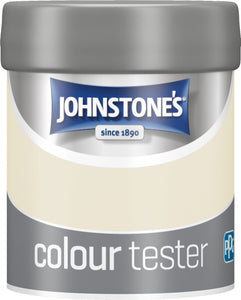 Johnstone's Tester Pot - Antique Cream