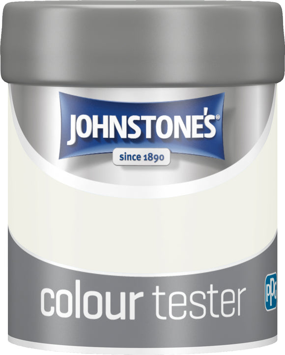 Johnstone's Tester Pot - Antique White