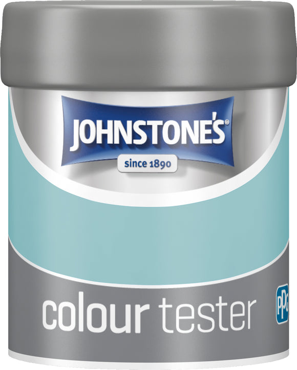 Johnstone's Tester Pot - Blue Shore