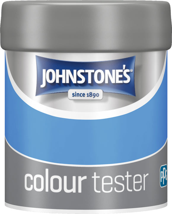 Johnstone's Tester Pot - Blue Star