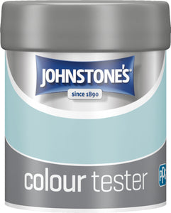 Johnstone's Tester Pot - New Duck Egg