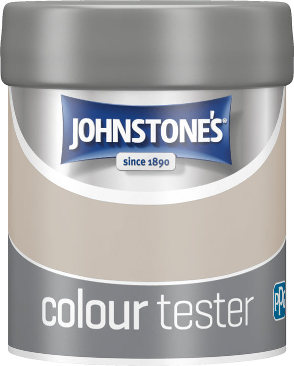 Johnstone's Tester Pot - Taupe Delight