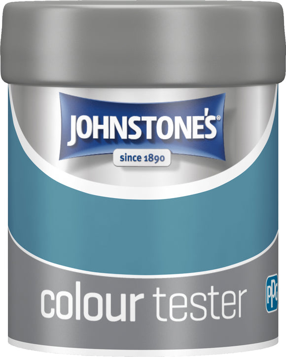 Johnstone's Tester Pot - Teal Topaz