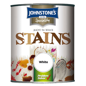 Johnstone's Paint to Block Stains