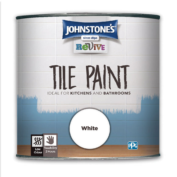 Johnstone's Revive Kitchen and Bathroom Tile Paint