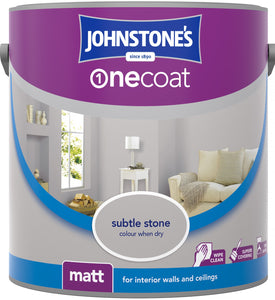 Johnstone's One Coat Subtle Stone