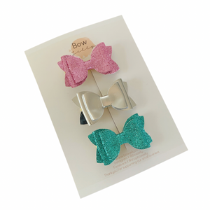 MERMAID MINI BOW SET