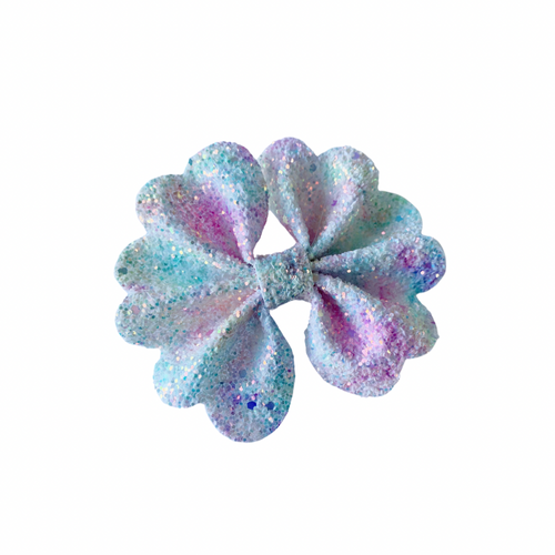 INTERGALACTIC SCALLOPED BOW | PINK