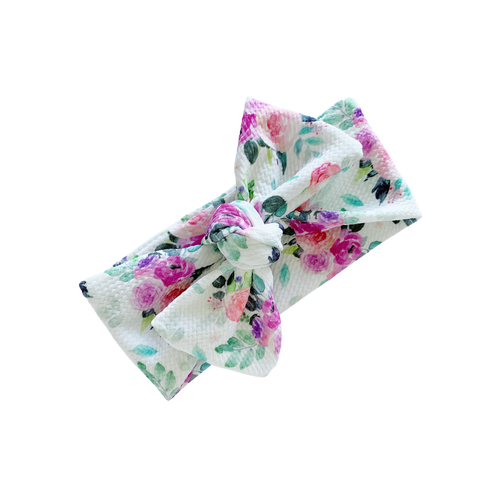 SPRING BEAUTY TILLY KNOT HEADBAND