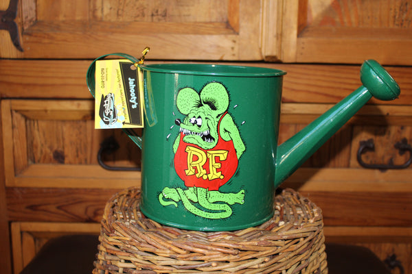 Rat Fink Watering Can