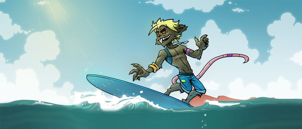 SURF-RATZ: Guide to Surfer Slang Part 1