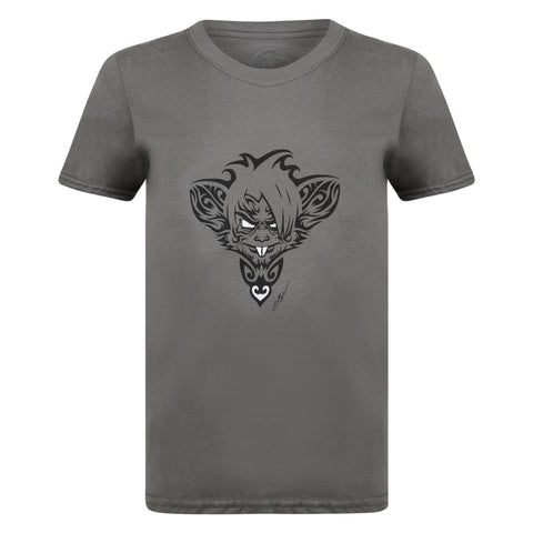 Ratz Rat Tatt T-shirt – Charcoal