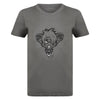 Image of Ratz Rat Tatt T-shirt – Charcoal