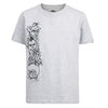 Image of Surf Ratz MultiHeads T-shirt – Grey