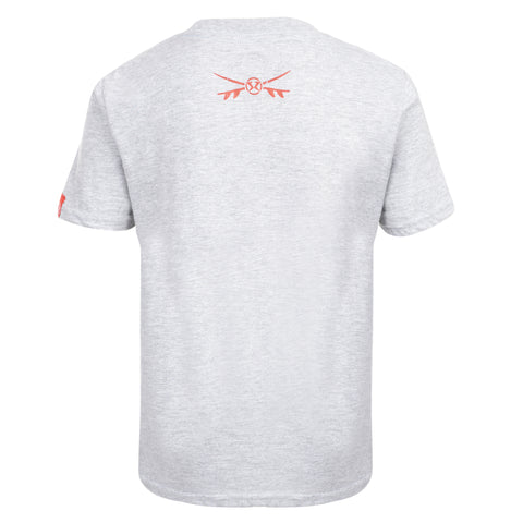 Surf Ratz MultiHeads T-shirt – Grey