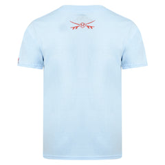 Surf Ratz MultiHeads T-shirt – Light Blue