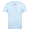 Image of Surf Ratz MultiHeads T-shirt – Light Blue