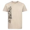 Image of Surf Ratz MultiHeads T-shirt – Sand