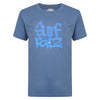 Image of Surf Ratz Kids Water T-Shirt - Indigo