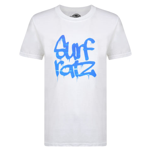 Surf Ratz Kids Water T-Shirt - White