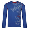 Image of Surf Ratz Waves Long Sleeved Tee (Kids) – Ocean Blue