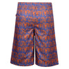 Image of Surf Ratz SuperGrunge Board Shorts – Royal Blue/Orange
