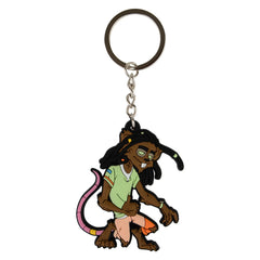 Keychain Scratch Figure