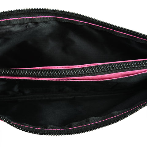 3 Pouch Case - Pink