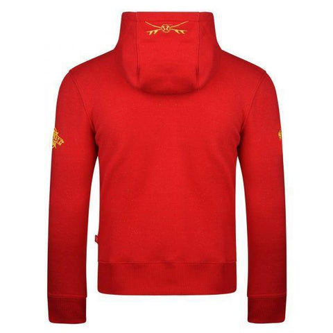 Rat Island Life Guard Hoodie (Kids) - Red