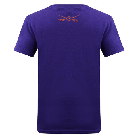 Ratz Rat Tatt T-shirt – Purple
