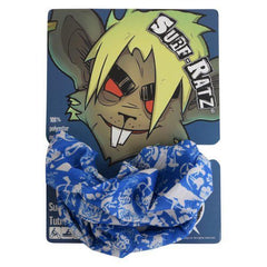 SuperGrunge UV Protection Bandana – Blue/Ivory
