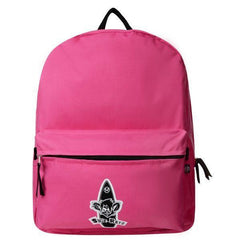 Surf Ratz Board Logo Backpack – Pink