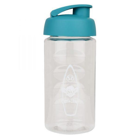 Surf Ratz Board Logo Kids Water Bottle – Clear