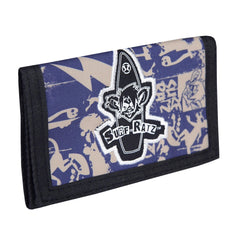 Surf Ratz SuperGrunge Wallet – Blue/Stone