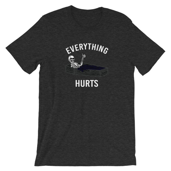 Everything Hurts Tee - Sollenti