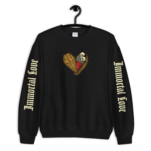 Immortal Love Sweatshirt - Sollenti