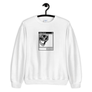 Fatal Error Sweatshirt