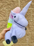 Pit People Plush - Rainbow Horse