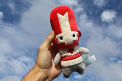 RED KNIGHT PLUSH