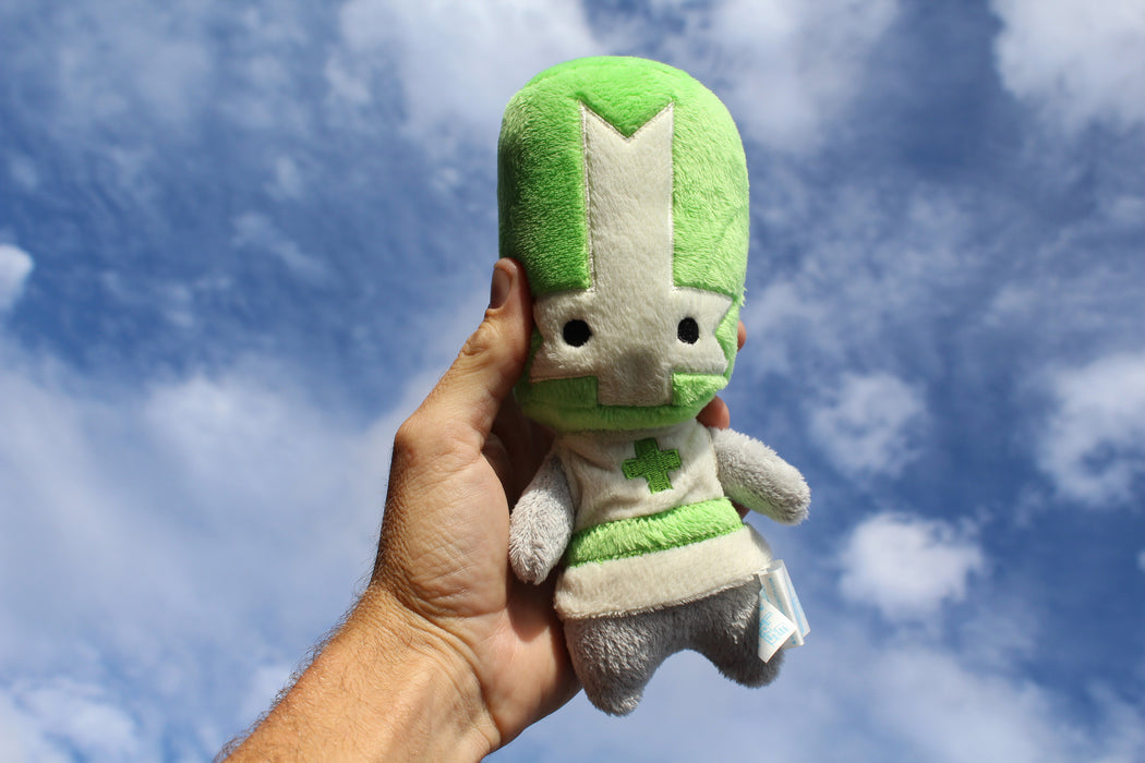 Green Knight Plush